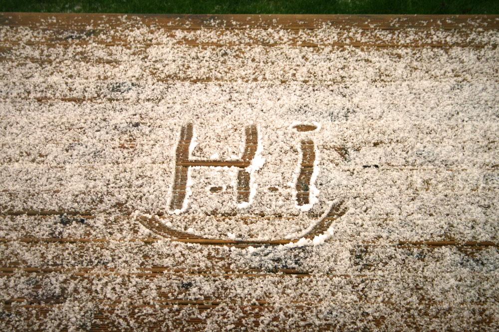 hail taranaki
