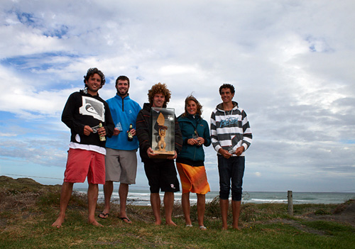 new zealand wavesailing windsurf nationals winners