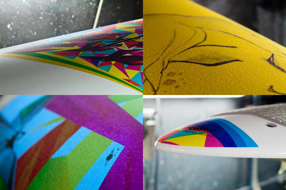 board graphics illustrations