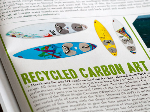 surf graphics magazine illustration
