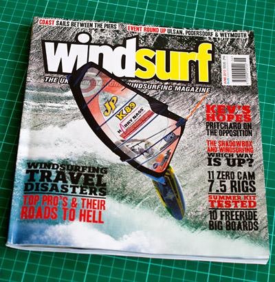 windsurf magazine uk