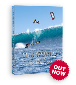 the world windsurfing and kitesurfing guide book