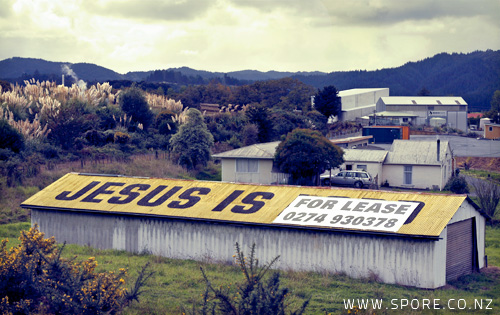 jesus is for lease photo