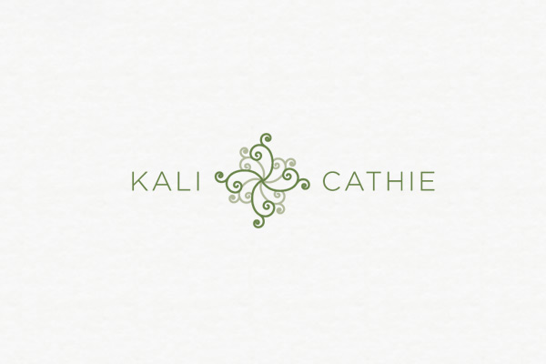kali cathi logo design