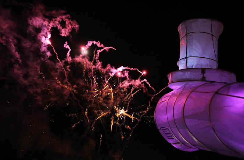 Taranaki Lantern Parade 2013