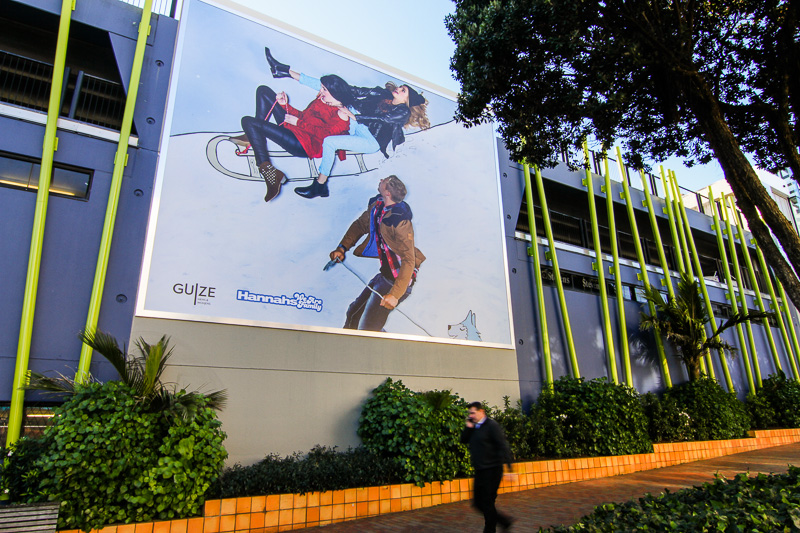 billboard design in new plymouth