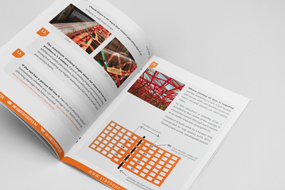 brochure design for new plymouth business